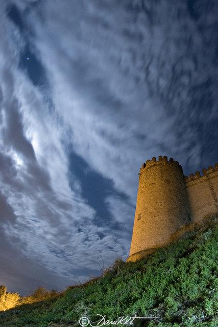 """""""Júpiter y la torre"""". (danicaxete)"""