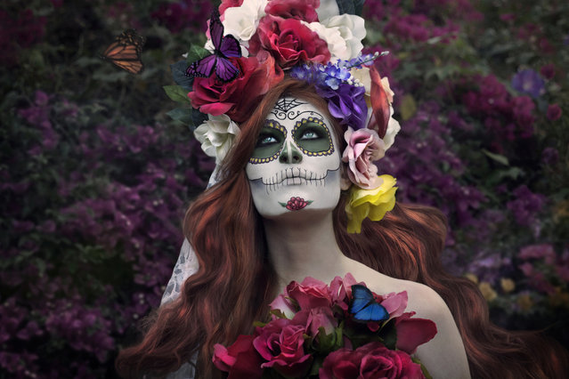 """Flowers For The Dead"". (Photo by Trini61)"