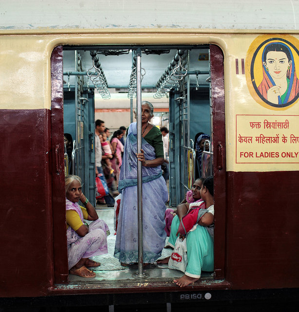 Mumbai, 2012. (Photo by Zeynep)