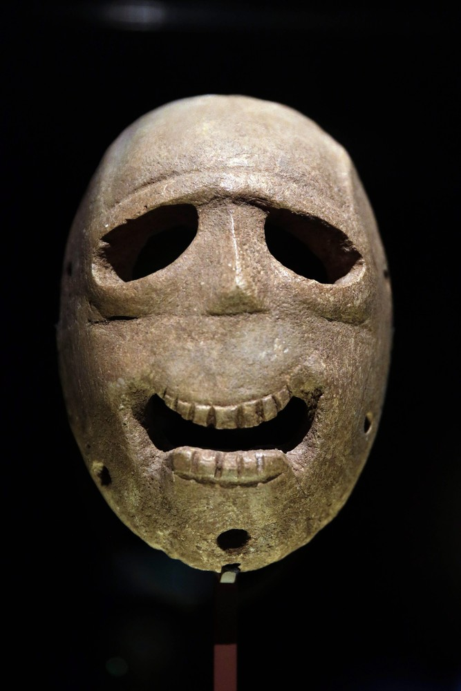 World's Oldest Masks