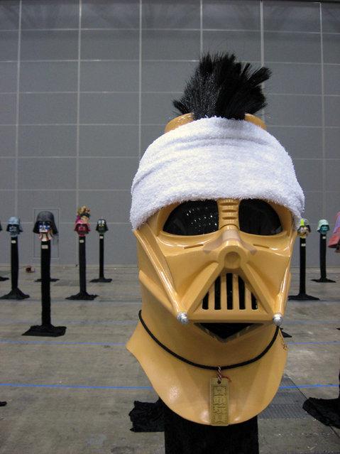 Work Vader