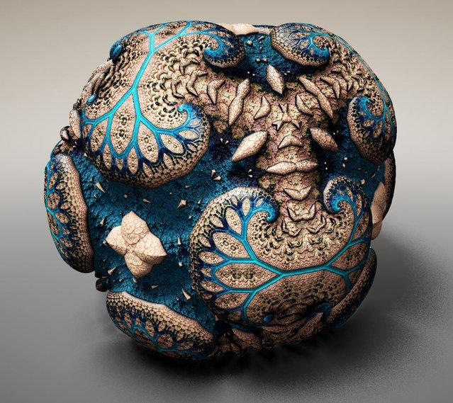 Organic Geometry By Tom Beddard