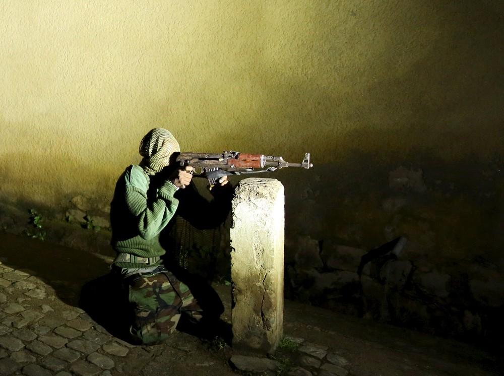 Vigilantes Patrol Burundi