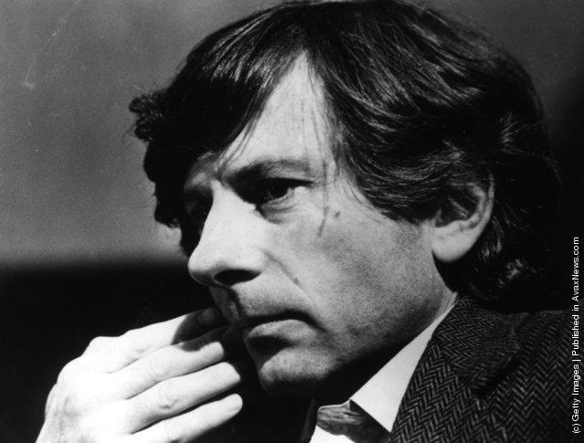 1980: The celebrated film director, Roman Polanski