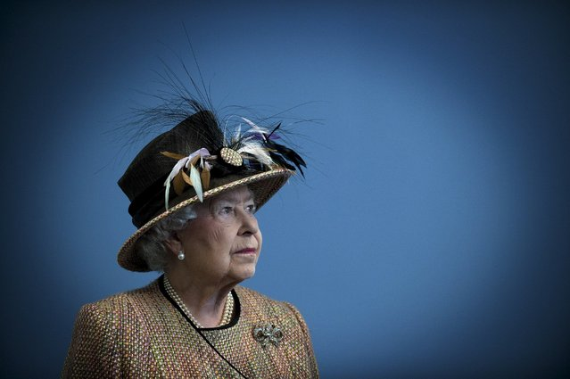 Britain's Queen Elizabeth in London in this February 29, 2012 file photo. (Photo by Eddie Mulholland/Reuters)