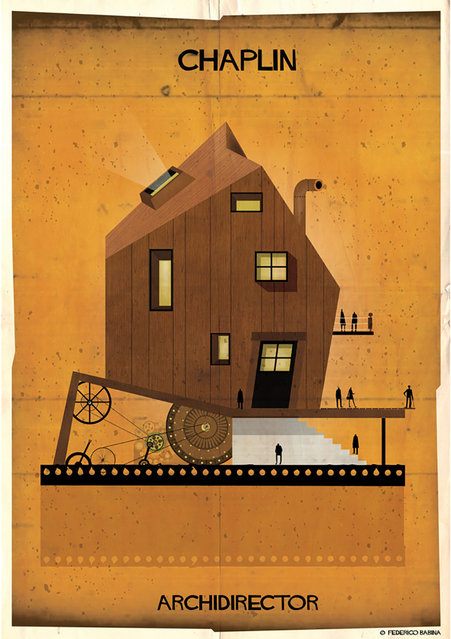 Famous Directors By Federico Babina