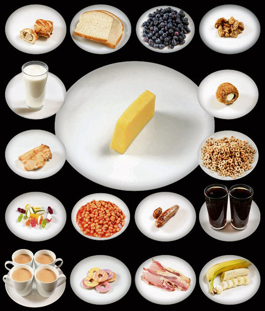 What 200 Calories Looks Like In Different Foods Part 3