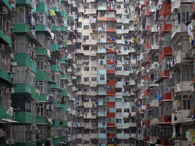Hong Kong By Michael Wolf