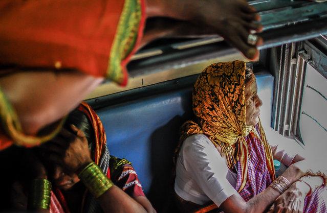 """Kannur <==> Kochin"". Killing time on the way to Kochin. Photo location: Kerala, India. (Photo and caption by Michael Chojnacki/National Geographic Photo Contest)"