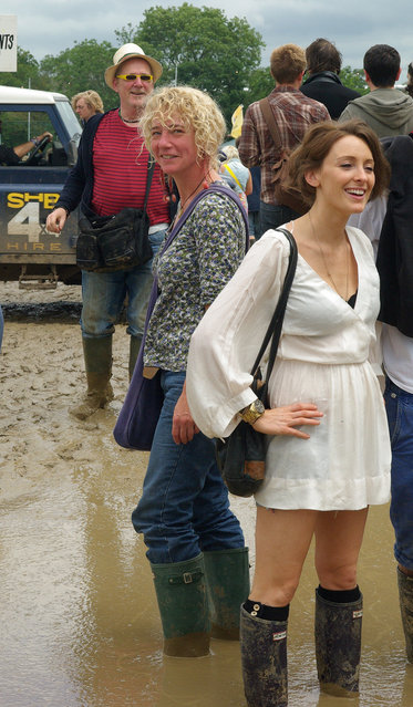"""Glastonbury 2011"". (Photo by Ben Church Truro)"