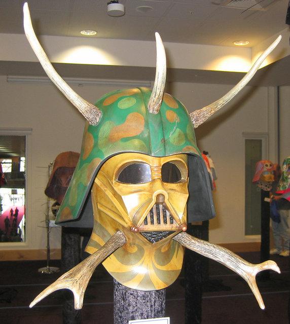 Antler Vader