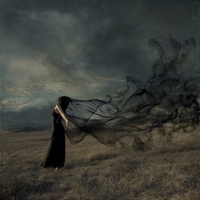 """Spirits In The Black Mist"". (Photo by Trini61)"