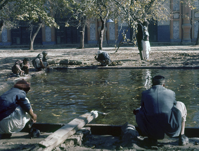 Kabul, Afghanistan, November 1961. (Photo by Henry Burroughs/AP Photo via The Atlantic)