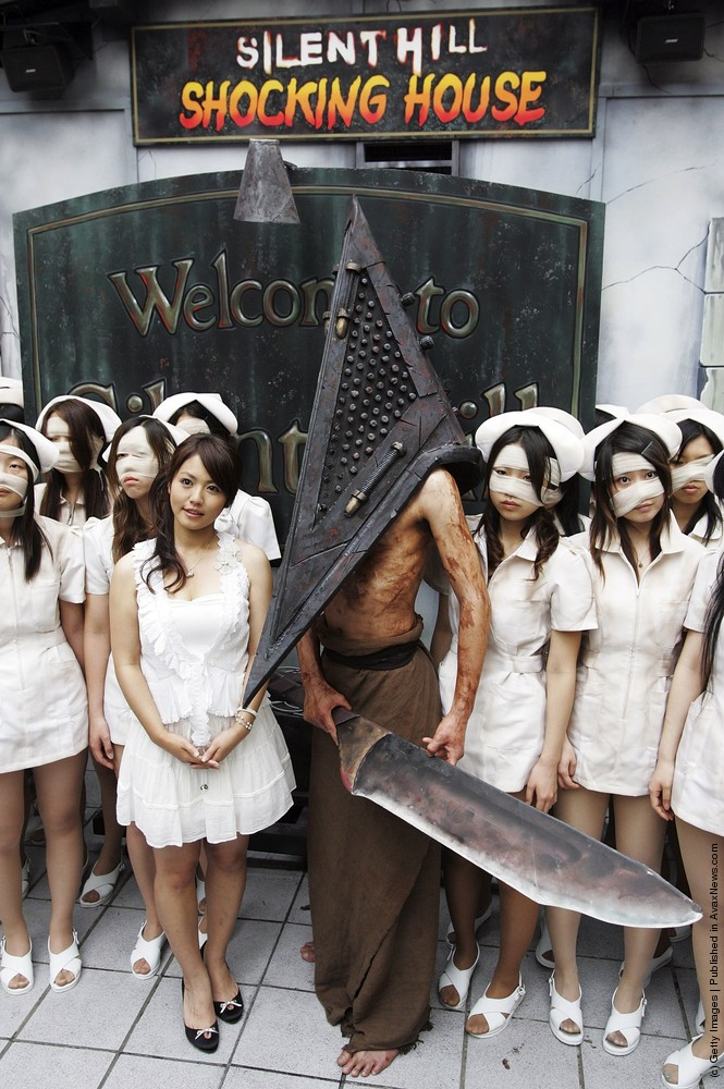 «Silent Hill» Promotional Event In Tokyo
