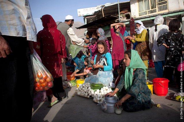 Afghans Prepare For Eid ul-Fitr