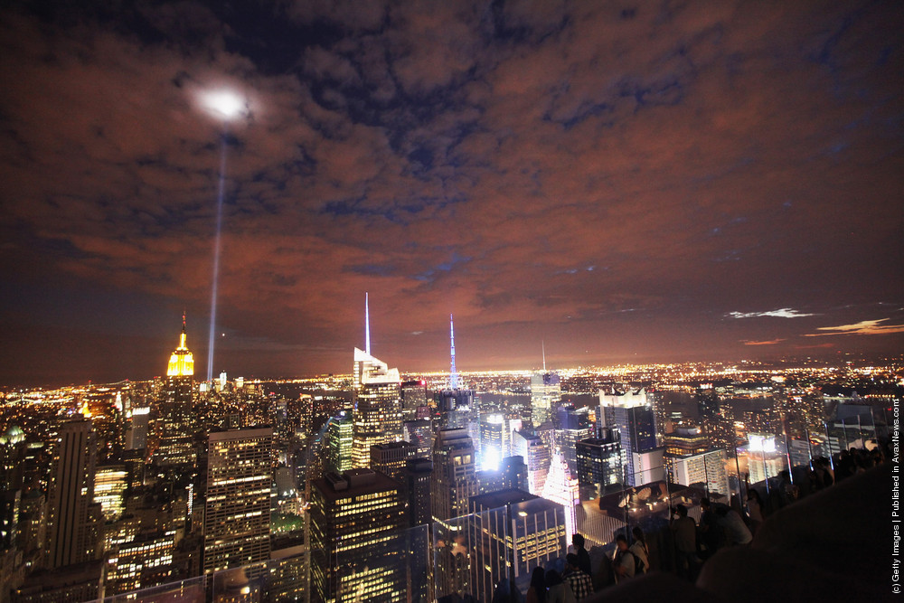 New York On The Eve Of September 11