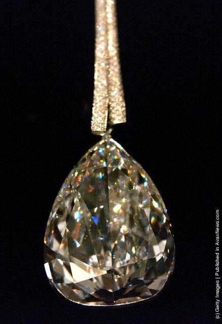 The De Beers Millenium Star diamond