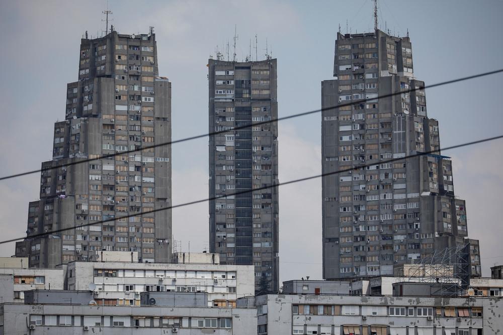 Yugoslav Brutalism