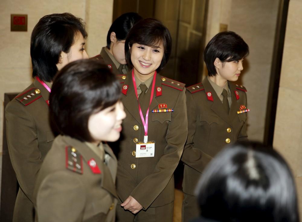 North Korea's Band on Tour