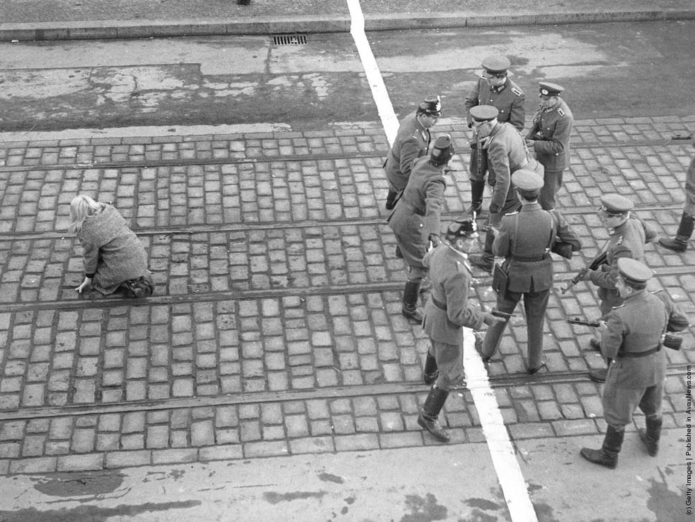 Berlin Wall. Part I