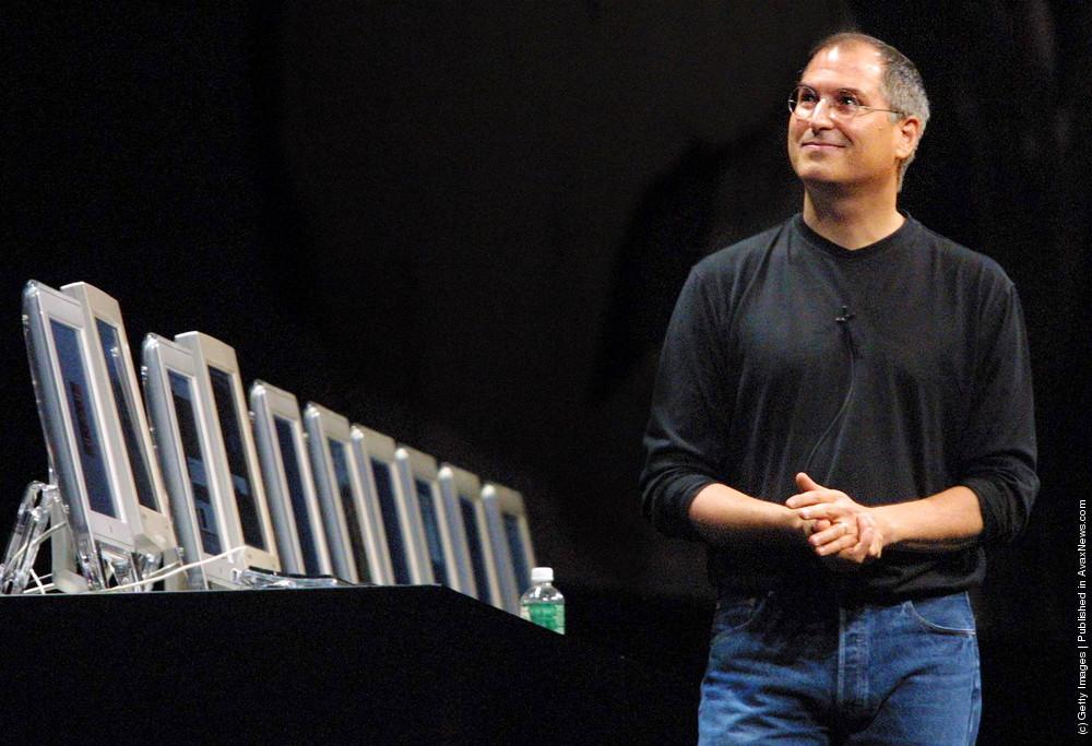 Steve Jobs 2001-2011
