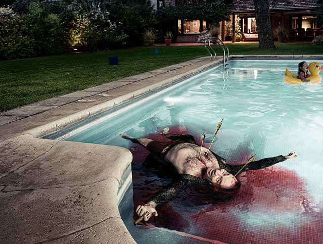 Maurice Heesen Photography  Death With Smile