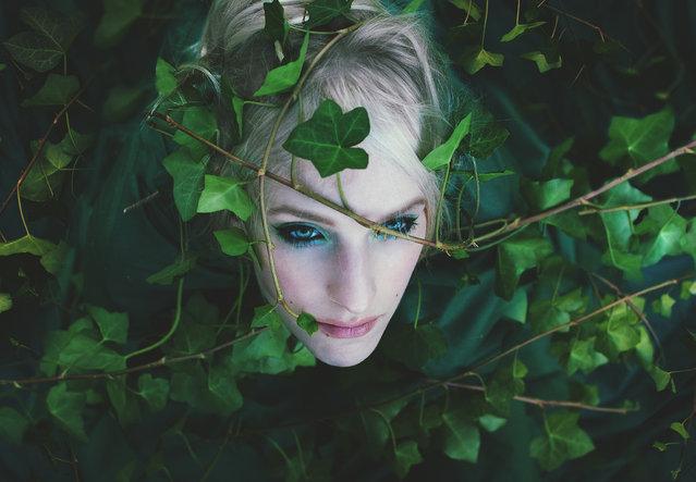 """growth in green"". (Kindra Nikole)"