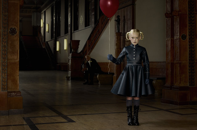 «Berlin» Project. Rathaus Schöneberg, July 9, 2012. (Photo by Erwin Olaf/Hasted Kraeutler Gallery)