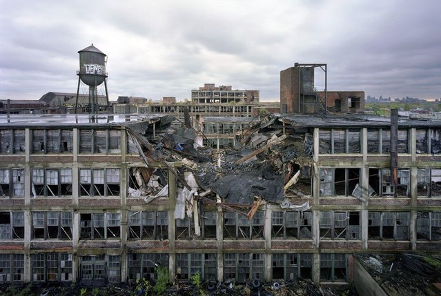Packard Motors Plant. (Photo by Yves Marchand/Romain Meffre)