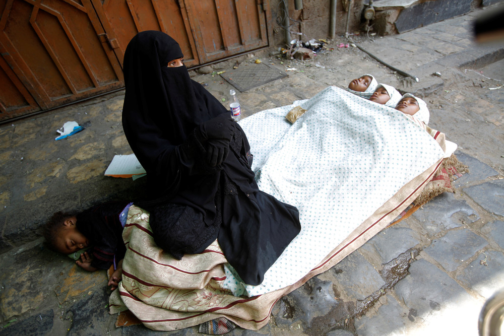 A Look at Life in Yemen