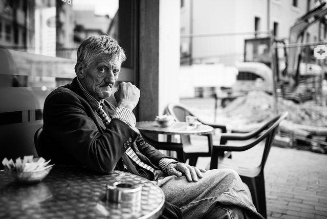 """You""; Udine, Friuli-Venezia Giulia, Italy, 2013. (Giulio Magnifico)"