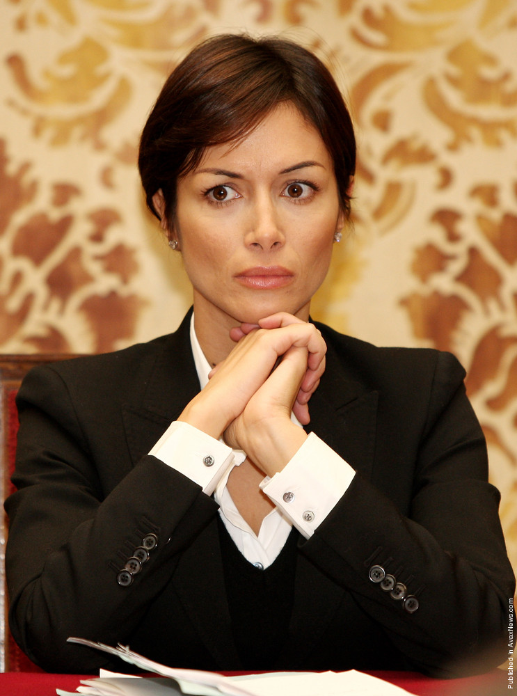 Most Beautiful Women In Politics: Mara Carfagna