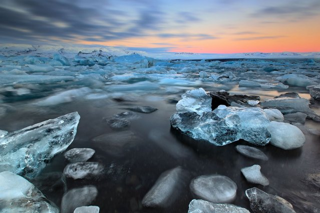 Iceland – the Land of Fire and Ice. (Photo by Lurie Belegurschi/Caters News)