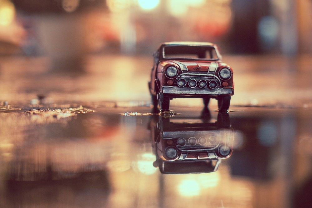Big World, Tiny Cars