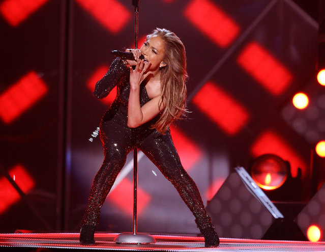 Jennifer Lopez performs onstage during the 2014 Billboard Music Awards held at MGM Grand Garden Arena on May 18, 2014 in Las Vegas, Nevada. (Photo by Michael Tran/FilmMagic)