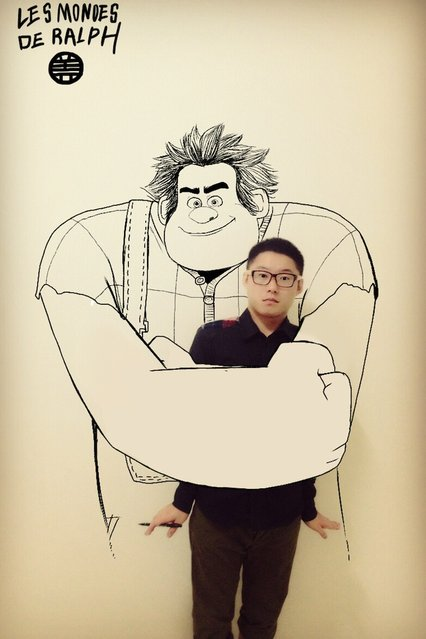 Comic Book Illustrations By Gaikuo-Captain Part 3