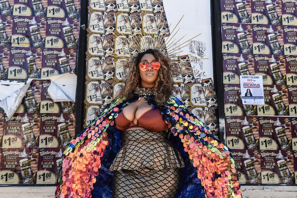 Coney Island's 2018 Mermaid Parade
