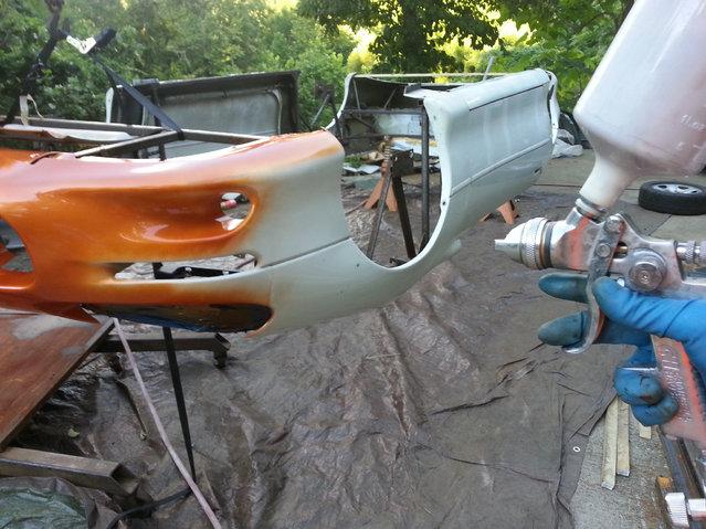 Upside Down Race Car By Jeff Bloch Aka SpeedyCop