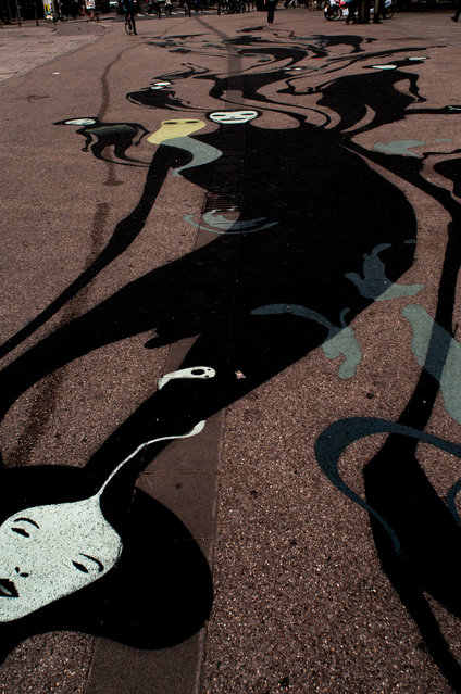 1000 Shadows Project By Herbert Bbaglione