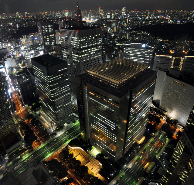 "Tokyo, ""Electric City"""