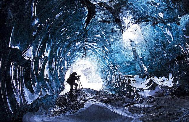 Icelandic Glacier Vatnajokull