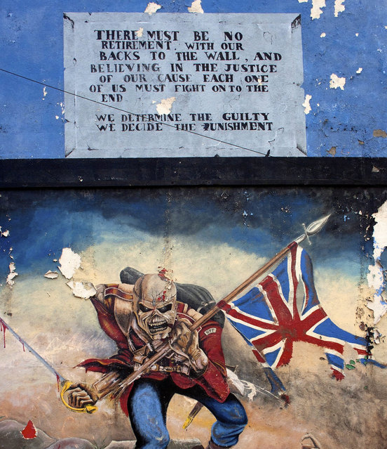 Murals In Northern Ireland