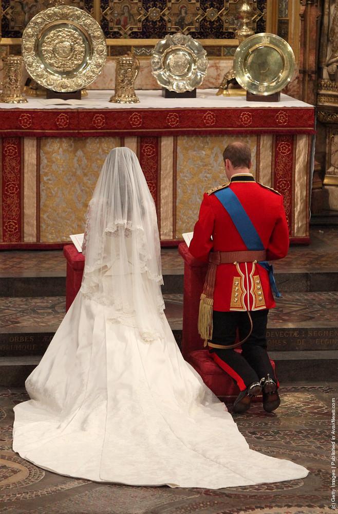 Royal Wedding Begin