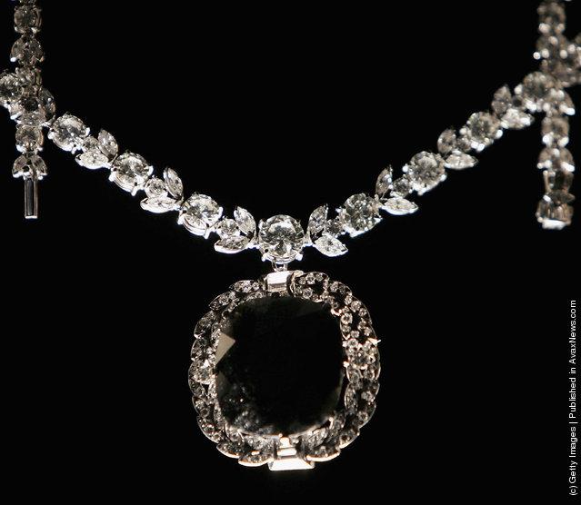 The Black Orlov diamond