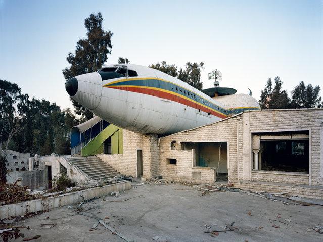 """707 Damascus"", January 2008. ""The Fall"" Project by photographer Richard Mosse. (Photo by Richard Mosse)"