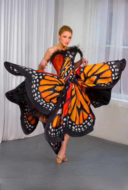 Luly Yang By The Monarch Dress