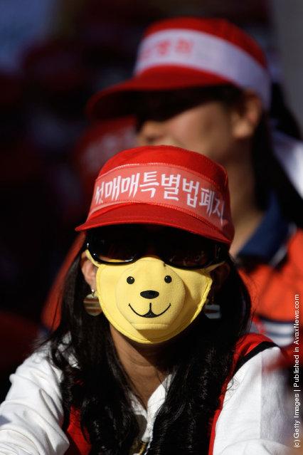 South Korean prostitutes