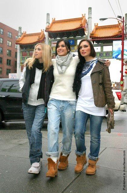Russian trio Serebro