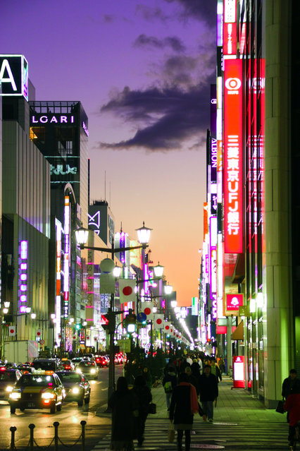 """""""Lovely Ginza"""""""