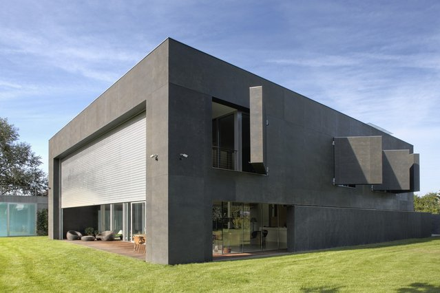 The Safe House By KWK PROMES